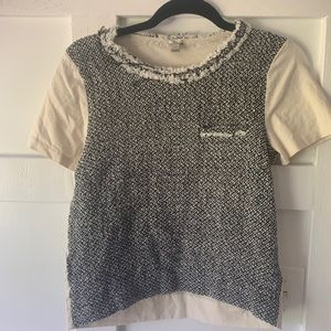 JCrew short sleeve top